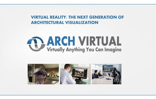 Taking Architectural Visualization to the Next Level with Virtual Reality - via Oculus Rift and Unity3D