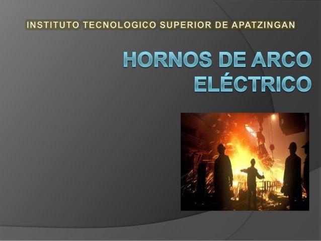 Horno de arco el ctrico for Ofertas de hornos electricos