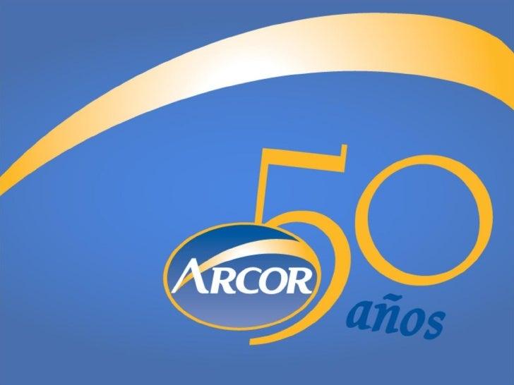 Arcor 50 anos