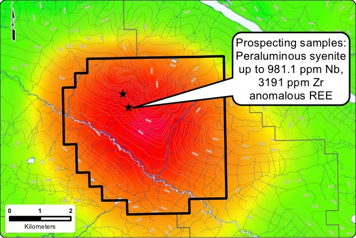 Arctic Star Exploration Corp. Property Map