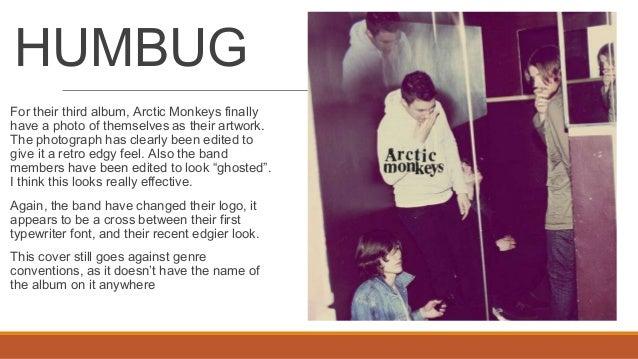 Arctic Monkeys Album Art Through Time