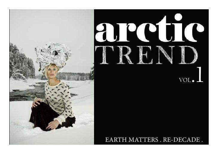 Arctictrendupdate issue1