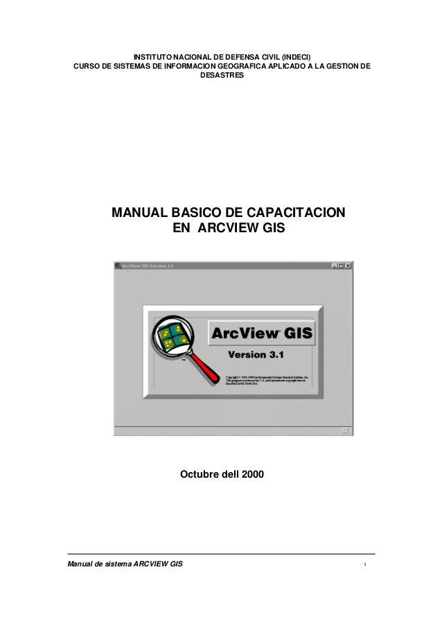 Arc view gis 3.1