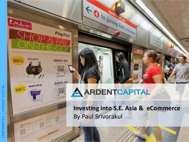 eCommerce and mCommerce in South East Asia- Economic Outlook