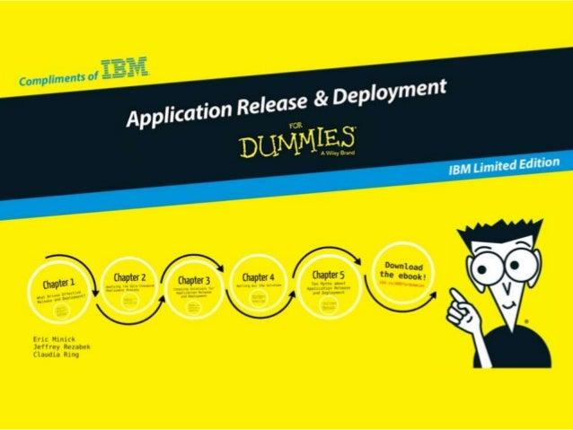 Application Release & Deployment for Dummies - Teaser