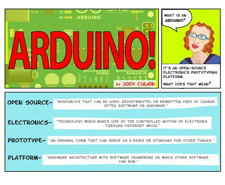 Arduino comic-latest