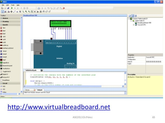 VBB ArduinoToolkit - SoftwareSerial Support - YouTube