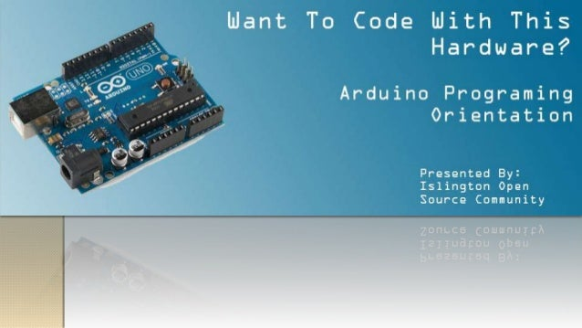 Arduino computing and networking 2nd year
