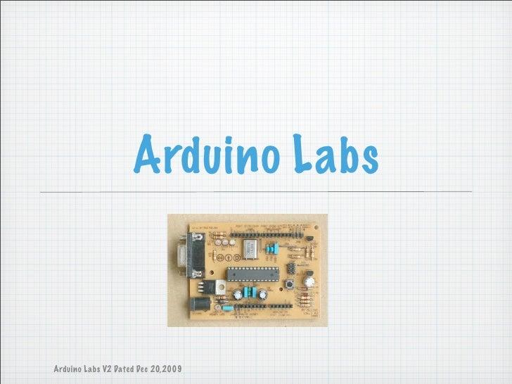 Arduino Labs