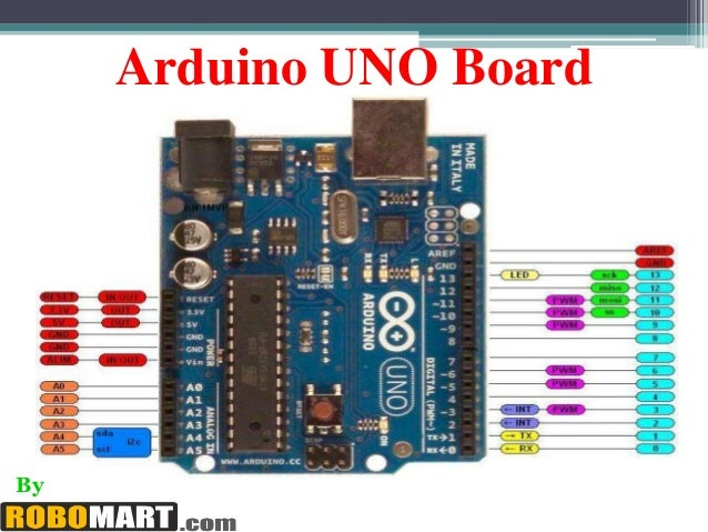 Arduino uno board by robomart