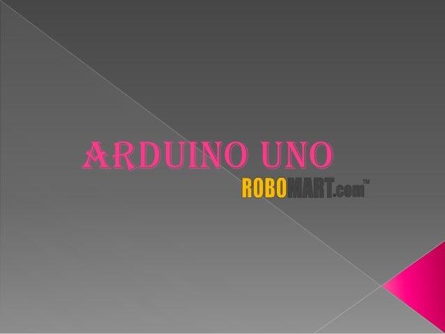 Arduino uno buy by robomart