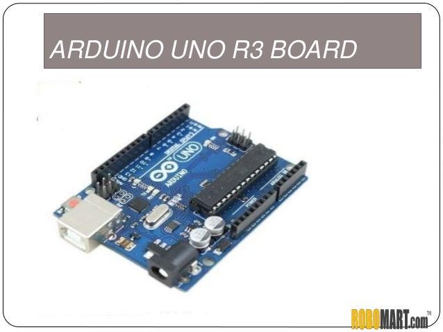 Arduino uno r board robomart