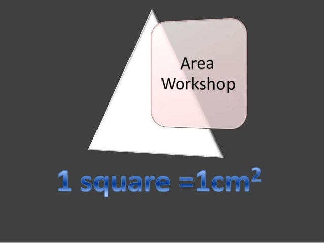 The Area & Perimeter song