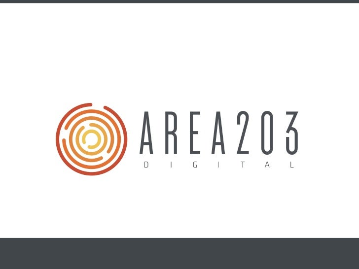 Area203 Overview