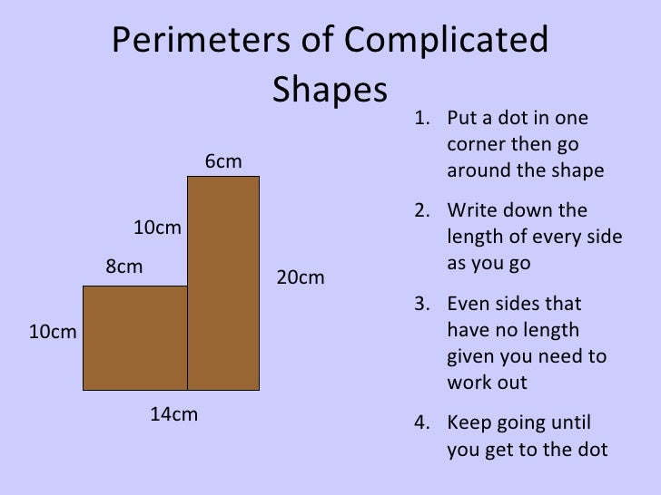 how to find the area of an l shaped object