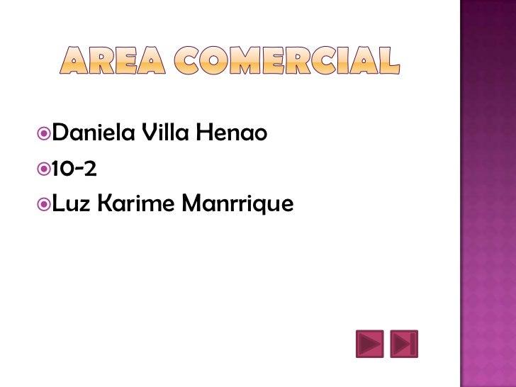 Daniela   Villa Henao10-2Luz   Karime Manrrique