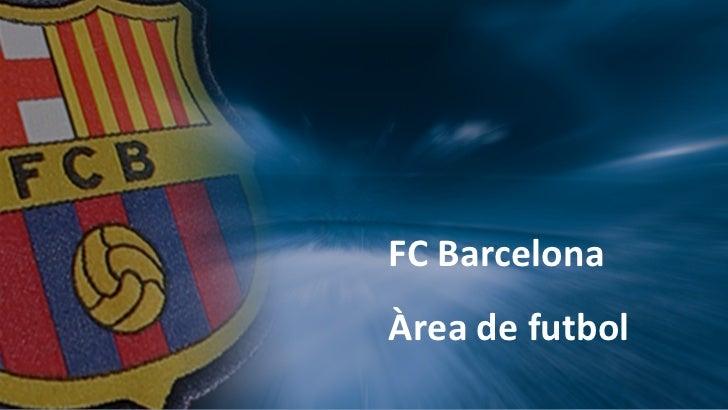 FC BarcelonaÀrea de futbol