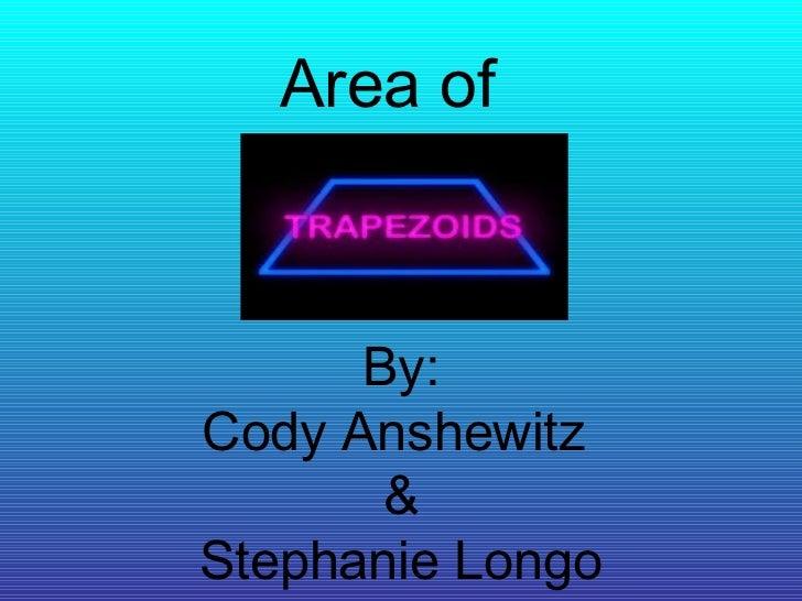 Area of a_trapezoid - stephanie