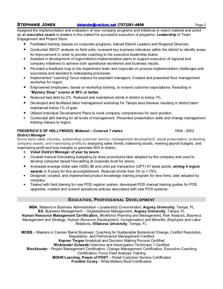 Finance and Accounting Resume Tips