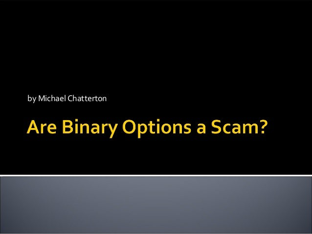 binary options scam review