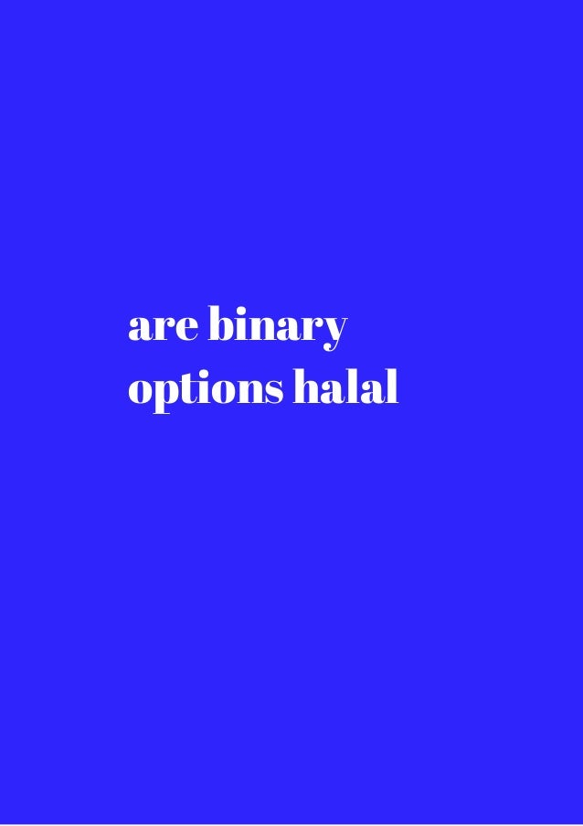 Is option trading haram