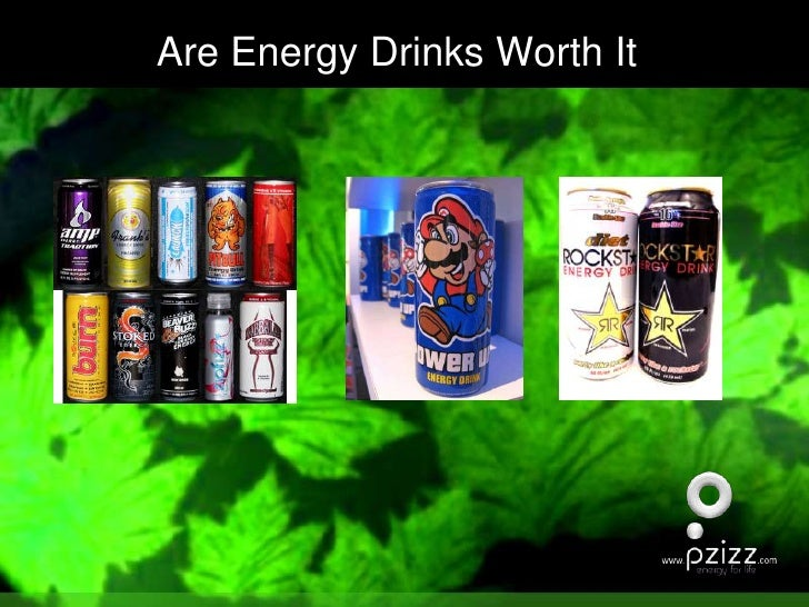 Are energy drinks worth it