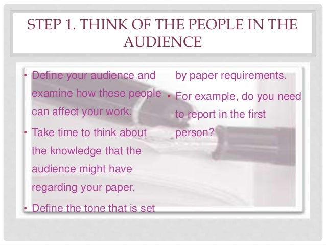 What is a methodology seciton in a research paper?