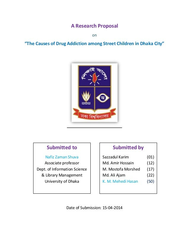 Research proposal on child abuse