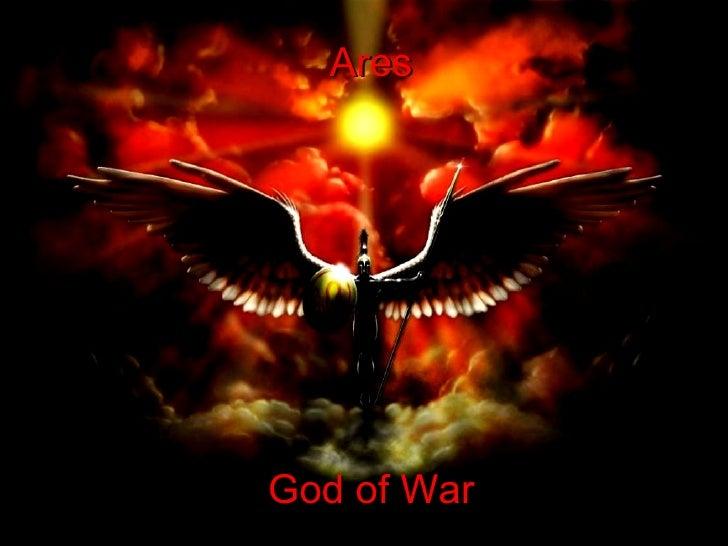 God Power Symbol Ares Greek God of War Symbol