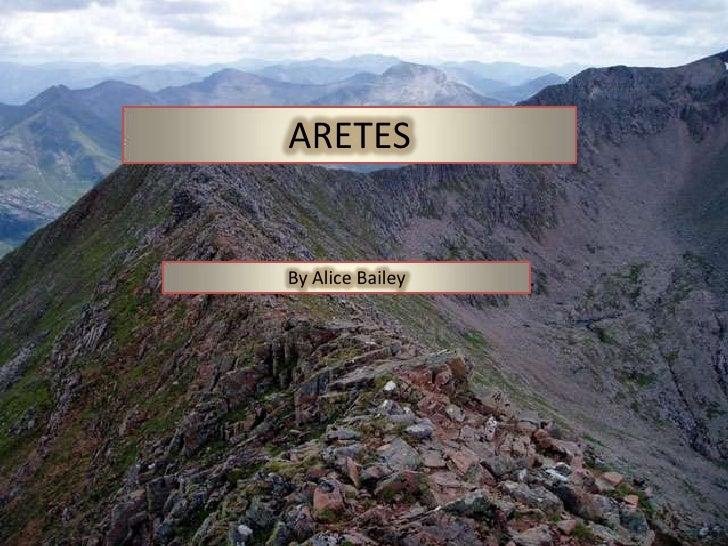 ARETESBy Alice Bailey
