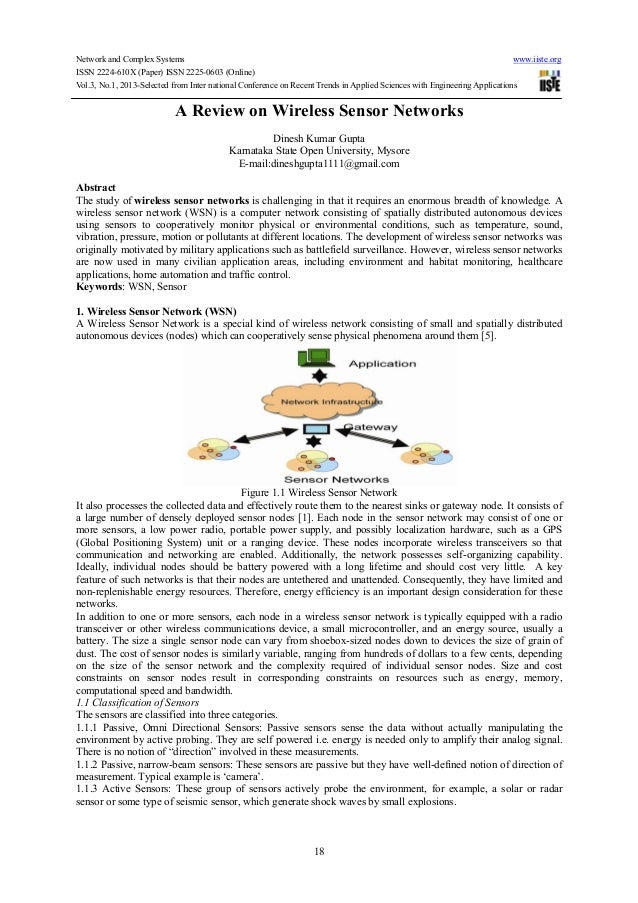 Network and Complex Systems www.iiste.orgISSN 2224-610X (Paper) ISSN 2225-0603 (Online)Vol.3, No.1, 2013-Selected from Int...