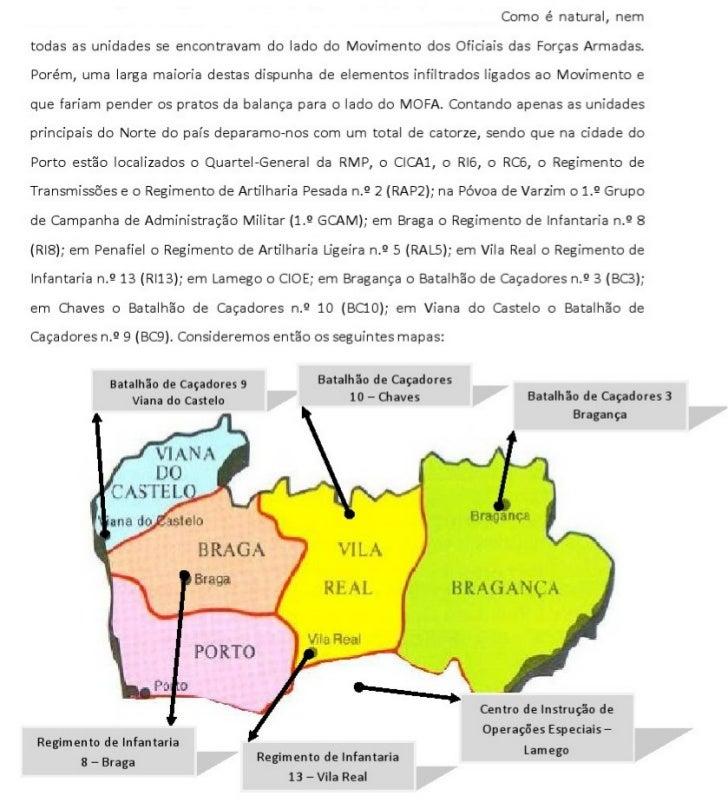 A revolução de 25 de Abril de 1974 no Norte