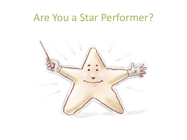 Are you a star performer
