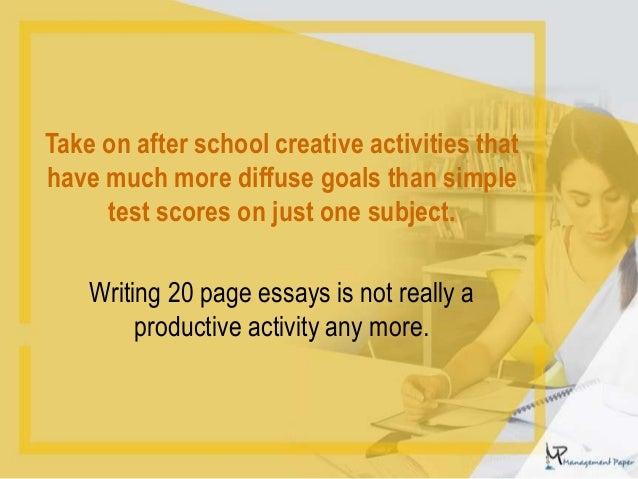 high school years essay structure worksheet