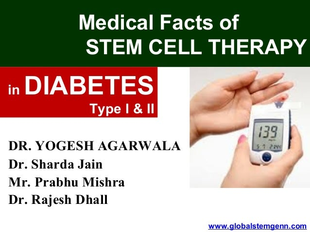stem cell therapy in diabetes essay Stem cell therapy holds immense promise for the treatment of patients with  diabetes mellitus research on the ability of human embryonic stem cells to.