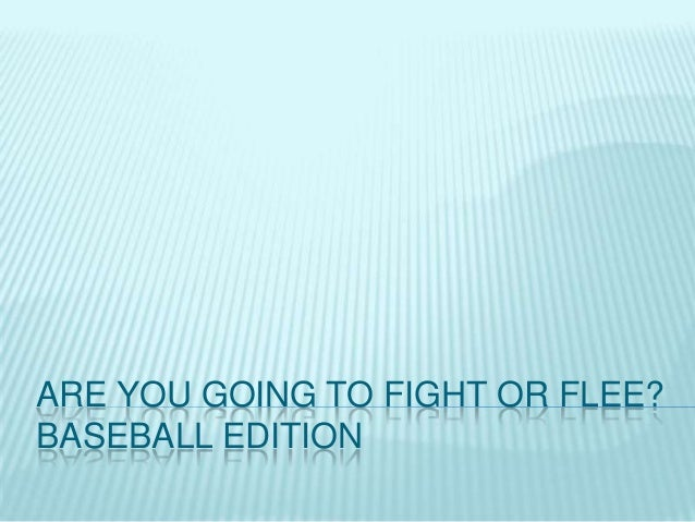 Are you going to fight or flee? Artifact