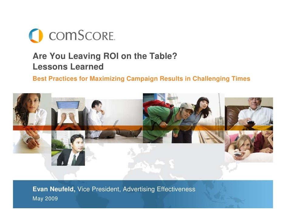 Are you leaving ROI on the table?