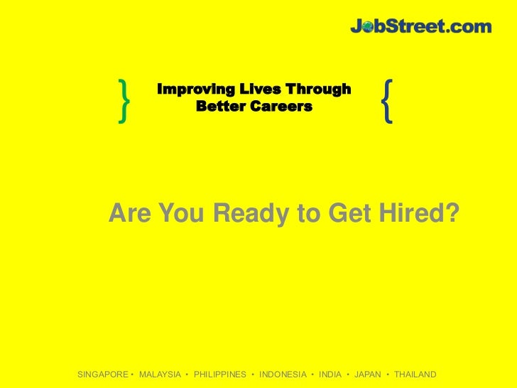 Connecting Businesses               Improving Lives Through        }           With talent                   Better Career...