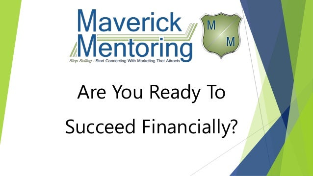 How to succeed financially in life