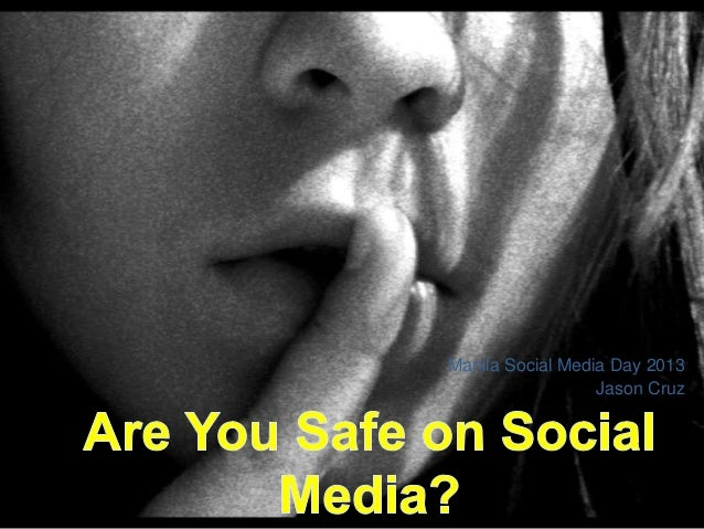 Are You Safe on Social Media?
