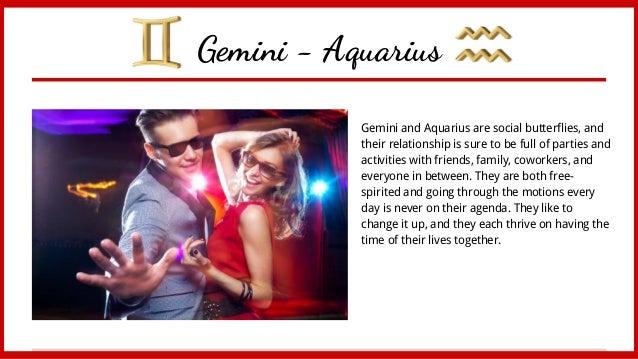 Gemini man and gemini woman marriage compatibility