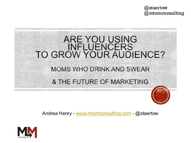 Are you using influencers to grow your audience?