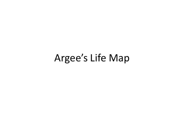 Argee's Life Map