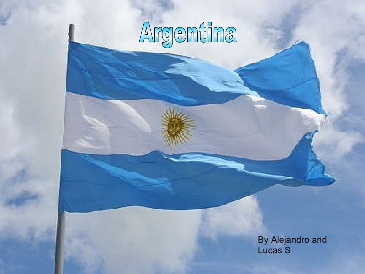 Argentina By Alejandro and Lucas S