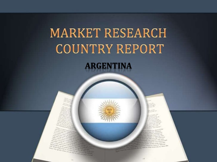 Argentina  country report