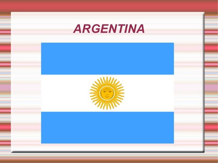 ARGENTINA   Título
