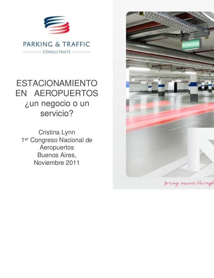 Argentina Airport Parking Show