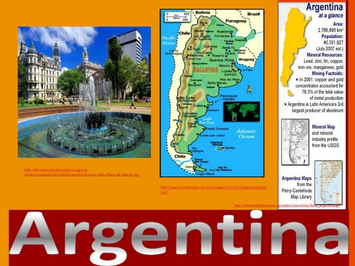Argentina group project