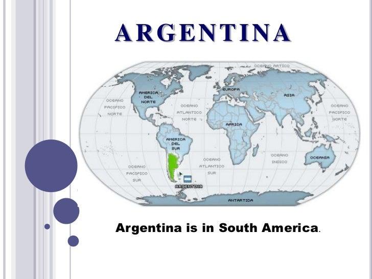 Argentina international week project Martina