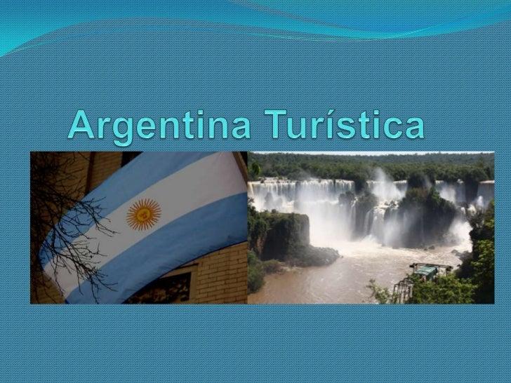 Argentina Turística<br />